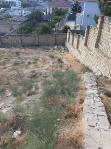 Bakı şəhəri, Səbail rayonu, Badamdar qəsəbəsində torpaq satılır (Elan: 161358)