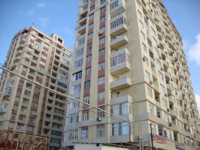 Bakı şəhəri, Nəsimi rayonunda, 3 otaqlı yeni tikili satılır (Elan: 106207)