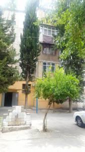 Bakı şəhəri, Nizami rayonunda, 2 otaqlı köhnə tikili satılır (Elan: 147773)