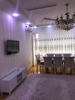 Bakı şəhəri, Yasamal rayonunda, 3 otaqlı yeni tikili kirayə verilir (Elan: 184329)