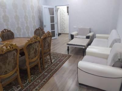 Bakı şəhəri, Nizami rayonunda, 3 otaqlı yeni tikili kirayə verilir (Elan: 128852)
