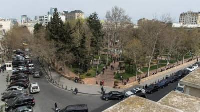 Bakı şəhəri, Səbail rayonunda, 3 otaqlı yeni tikili kirayə verilir (Elan: 158320)