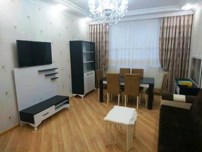 Bakı şəhəri, Yasamal rayonunda, 3 otaqlı yeni tikili kirayə verilir (Elan: 128491)