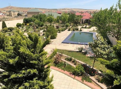 Bakı şəhəri, Abşeron rayonu, Novxanı qəsəbəsində bağ satılır (Elan: 109894)
