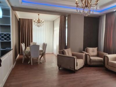 Bakı şəhəri, Nərimanov rayonunda, 3 otaqlı yeni tikili kirayə verilir (Elan: 108944)