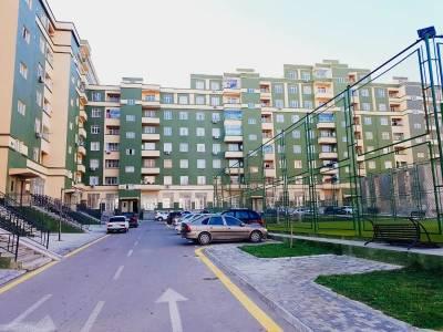 Bakı şəhəri, Abşeron rayonu, Masazır qəsəbəsində, 1 otaqlı yeni tikili satılır (Elan: 167564)