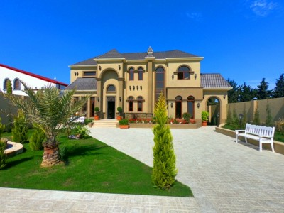 Bakı şəhəri, Xəzər rayonu, Mərdəkan qəsəbəsində, 5 otaqlı ev / villa satılır (Elan: 109375)