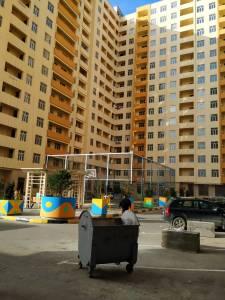 Xırdalan şəhərində, 1 otaqlı yeni tikili satılır (Elan: 160495)