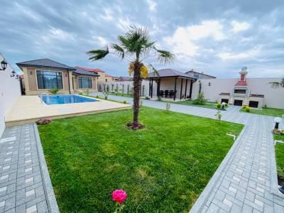 Bakı şəhəri, Xəzər rayonu, Şüvəlan qəsəbəsində, 4 otaqlı ev / villa satılır (Elan: 138948)
