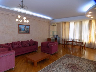 Bakı şəhəri, Nəsimi rayonunda, 4 otaqlı yeni tikili satılır (Elan: 109851)
