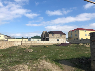 Bakı şəhəri, Xəzər rayonu, Mərdəkan qəsəbəsində torpaq satılır (Elan: 108818)