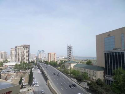 Bakı şəhəri, Nəsimi rayonunda, 3 otaqlı yeni tikili kirayə verilir (Elan: 109310)