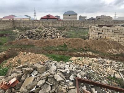 Bakı şəhəri, Xəzər rayonu, Mərdəkan qəsəbəsində torpaq satılır (Elan: 108360)