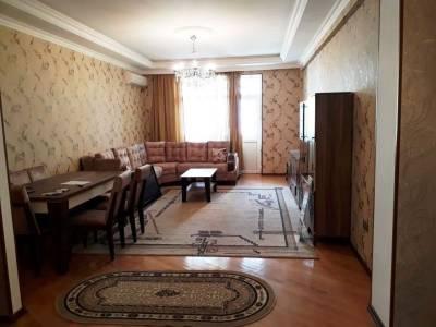 Bakı şəhəri, Yasamal rayonunda, 3 otaqlı yeni tikili kirayə verilir (Elan: 145051)