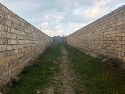 Bakı şəhəri, Xəzər rayonu, Şüvəlan qəsəbəsində torpaq satılır (Elan: 108214)