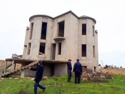Bakı şəhəri, Xəzər rayonu, Mərdəkan qəsəbəsində torpaq satılır (Elan: 111585)