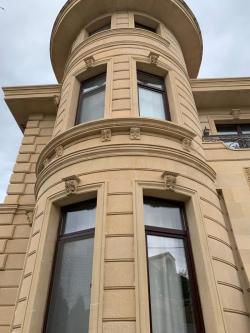 Bakı şəhəri, Səbail rayonu, Badamdar qəsəbəsində, 5 otaqlı ev / villa kirayə verilir (Elan: 204094)