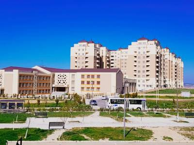 Bakı şəhəri, Abşeron rayonu, Masazır qəsəbəsində, 1 otaqlı yeni tikili satılır (Elan: 145026)