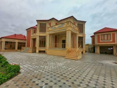 Bakı şəhəri, Xəzər rayonu, Mərdəkan qəsəbəsində bağ satılır (Elan: 115773)