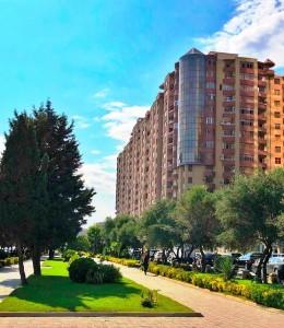 Bakı şəhəri, Xətai rayonunda, 4 otaqlı yeni tikili satılır (Elan: 109398)