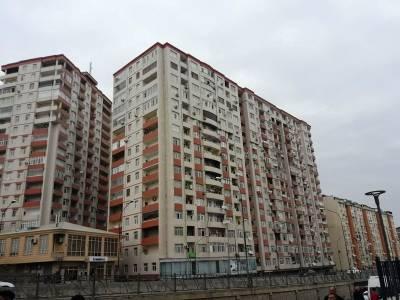 Bakı şəhəri, Nəsimi rayonu, 3-cü mikrorayon qəsəbəsində, 3 otaqlı yeni tikili satılır (Elan: 165922)