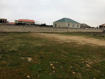 Bakı şəhəri, Xəzər rayonu, Mərdəkan qəsəbəsində torpaq satılır (Elan: 109240)