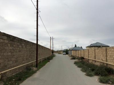 Bakı şəhəri, Xəzər rayonu, Mərdəkan qəsəbəsində torpaq satılır (Elan: 109235)