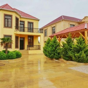 Bakı şəhəri, Xəzər rayonu, Mərdəkan qəsəbəsində, 4 otaqlı ev / villa satılır (Elan: 109852)