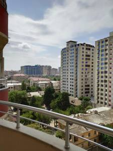 Bakı şəhəri, Nərimanov rayonunda, 2 otaqlı yeni tikili kirayə verilir (Elan: 160282)