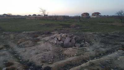 Bakı şəhəri, Abşeron rayonu, Fatmayı qəsəbəsində torpaq satılır (Elan: 126725)