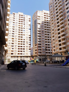 Bakı şəhəri, Xətai rayonunda, 3 otaqlı yeni tikili kirayə verilir (Elan: 107871)