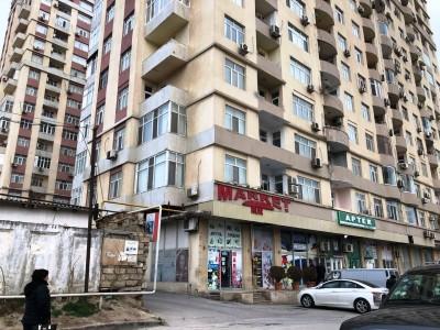 Bakı şəhəri, Nəsimi rayonunda, 3 otaqlı yeni tikili satılır (Elan: 109382)