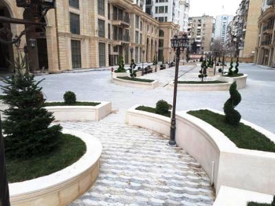 Bakı şəhəri, Yasamal rayonunda, 3 otaqlı yeni tikili satılır (Elan: 106719)