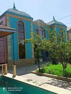 Bakı şəhəri, Abşeron rayonu, Novxanı qəsəbəsində bağ kirayə verilir (Elan: 144638)