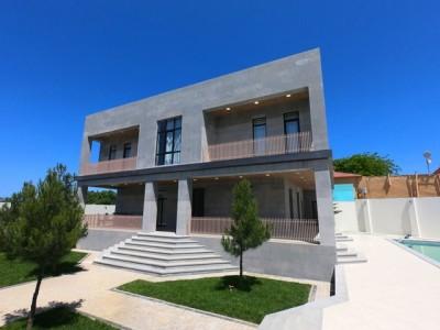 Bakı şəhəri, Xəzər rayonu, Mərdəkan qəsəbəsində, 5 otaqlı ev / villa satılır (Elan: 109596)