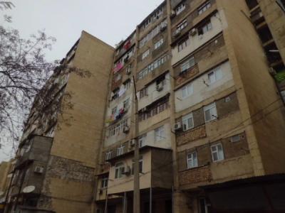 Bakı şəhəri, Nərimanov rayonunda, 2 otaqlı köhnə tikili satılır (Elan: 106881)