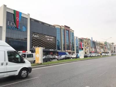 Bakı şəhəri, Nərimanov rayonunda obyekt kirayə verilir (Elan: 160518)
