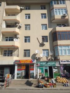 Bakı şəhəri, Abşeron rayonu, Masazır qəsəbəsində, 2 otaqlı yeni tikili satılır (Elan: 107821)