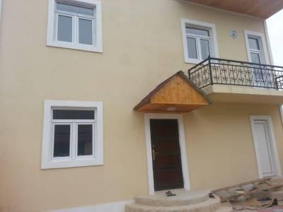 Bakı şəhəri, Suraxanı rayonu, Əmircan qəsəbəsində, 5 otaqlı ev / villa satılır (Elan: 154409)