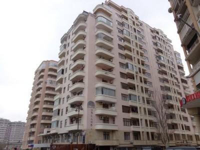 Bakı şəhəri, Nəsimi rayonunda, 4 otaqlı yeni tikili kirayə verilir (Elan: 109870)