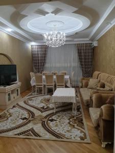 Bakı şəhəri, Yasamal rayonunda, 3 otaqlı yeni tikili kirayə verilir (Elan: 106546)