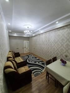 Bakı şəhəri, Nizami rayonunda, 2 otaqlı yeni tikili kirayə verilir (Elan: 158555)