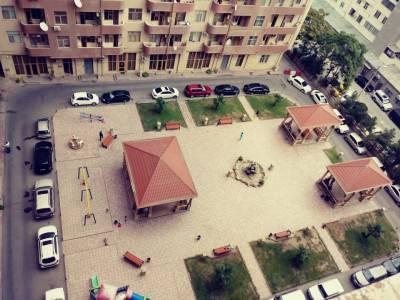 Bakı şəhəri, Nəsimi rayonunda, 3 otaqlı yeni tikili kirayə verilir (Elan: 158015)
