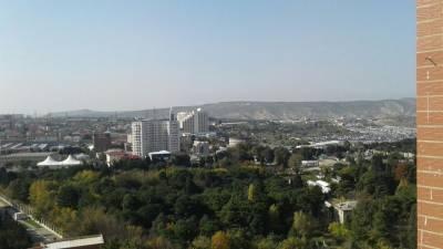Bakı şəhəri, Səbail rayonu, Badamdar qəsəbəsində, 3 otaqlı yeni tikili kirayə verilir (Elan: 157273)