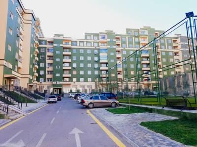 Bakı şəhəri, Abşeron rayonu, Masazır qəsəbəsində, 2 otaqlı yeni tikili satılır (Elan: 154187)