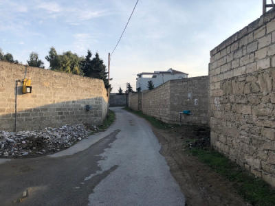 Bakı şəhəri, Xəzər rayonu, Mərdəkan qəsəbəsində torpaq satılır (Elan: 108785)