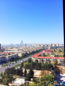 Bakı şəhəri, Nizami rayonu, 8-ci kilometr qəsəbəsində, 2 otaqlı yeni tikili satılır (Elan: 108406)