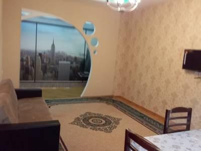Bakı şəhəri, Nəsimi rayonunda, 3 otaqlı yeni tikili kirayə verilir (Elan: 115591)