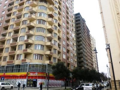 Bakı şəhəri, Nəsimi rayonunda, 3 otaqlı yeni tikili satılır (Elan: 112323)