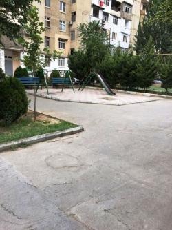 Bakı şəhəri, Yasamal rayonunda, 2 otaqlı köhnə tikili satılır (Elan: 201534)